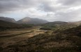 Moll's Gap in Co. Kerry offers stunning views of Macgillycuddy's Reeks mountains.