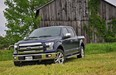 Canadian auto sales saw a strong June thanks to strong demand for pickup trucks, like the 2015 Ford F-150.