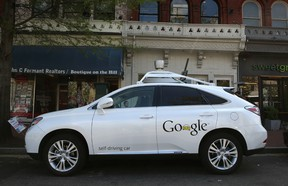 Self-driving cars becoming mainstream could mean a significant increase in traffic.