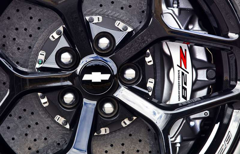 If a vehicle sits for more than a few days (and even just overnight in damp weather) expect a little light grinding noise at first from the brakes.
