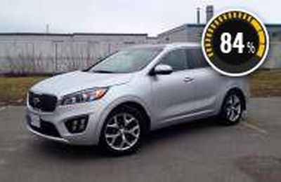 SUV Review: 2016 Kia Sorento SX+ V6 AWD