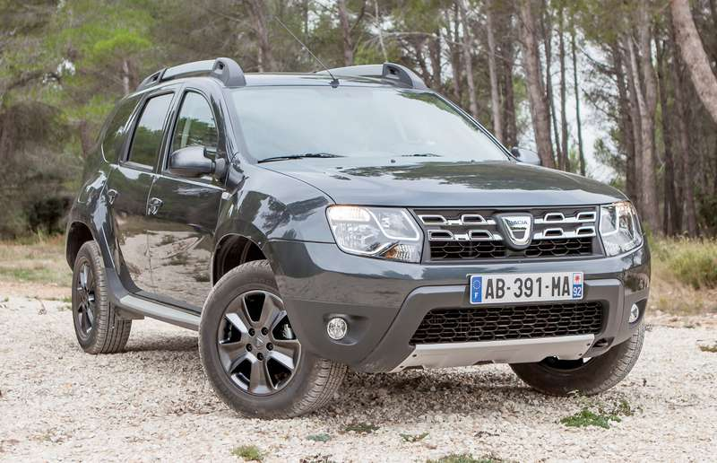 The Duster is one of Dacia's most popular vehicles.