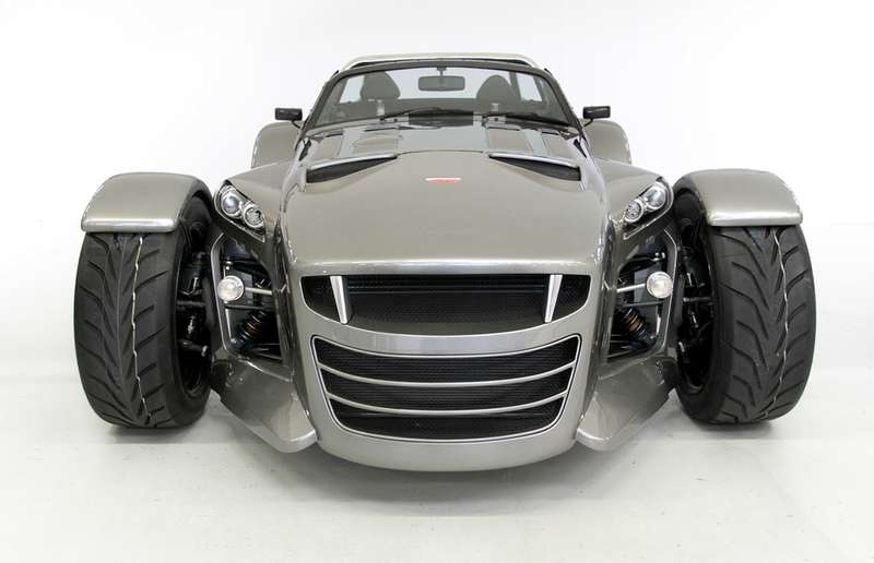 Think of Donkervoort's cars as Lotus Sevens on steroids.