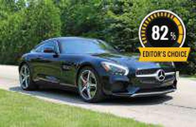 2016 Mercedes-AMG GT S pushes all the right buttons