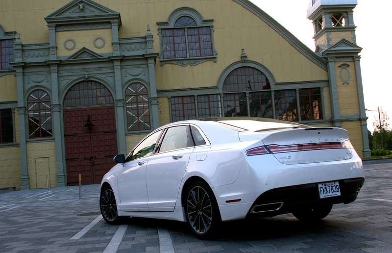 2015 Lincoln MKZ 3.7 AWD