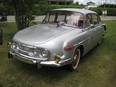 This Canadian-owned example of the 1957 Tatra T-603 can be found in Quebec. It looks a little less official in its subtle, lighter colour.