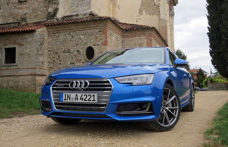 On the outside, the 2017 Audi A4 isn't that much different than the old one. That's because most of the changes are more than skin-deep.
