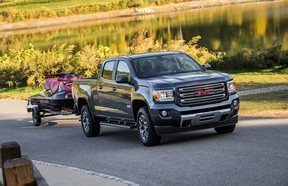 The diesel-powered 2016 GMC Canyon is the Canadian Truck King Challenge's top midsize truck.