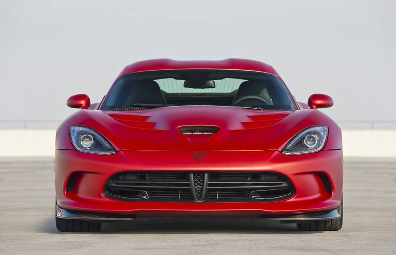 The future isn't exactly bright for the Dodge Viper.
