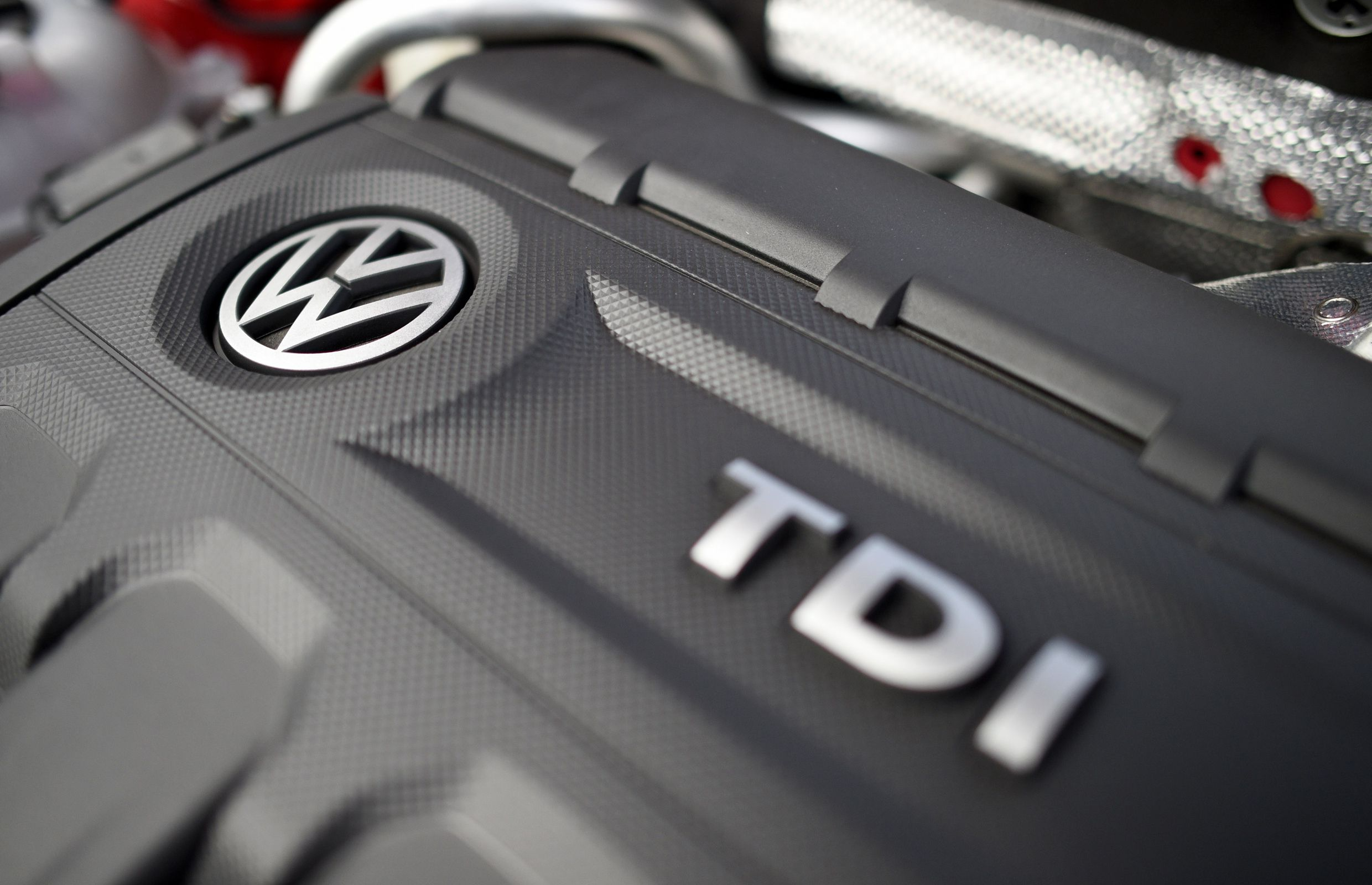 BRITAIN-GERMANY-AUTOMOBILE-VOLKSWAGEN-RECALL