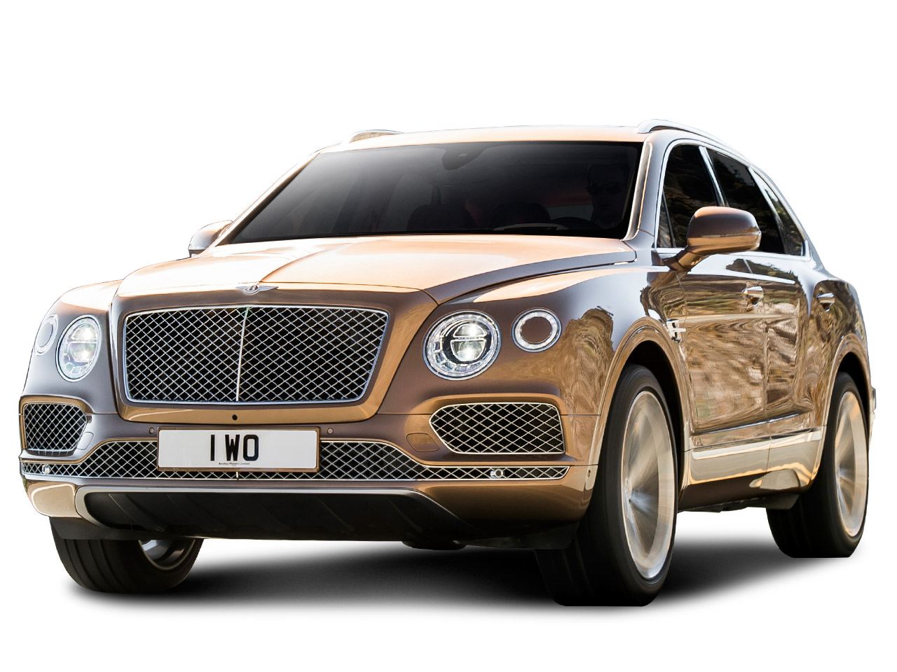 Buyer's Guide:  Bentley Bentayga