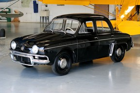 The Henney Kilowatt was produced in the late 1950s using Renault Dauphines, supplied minus the drivetrain by the French automaker. Fewer than 50 were converted because the sale price couldn't be kept below the target of $3,600.