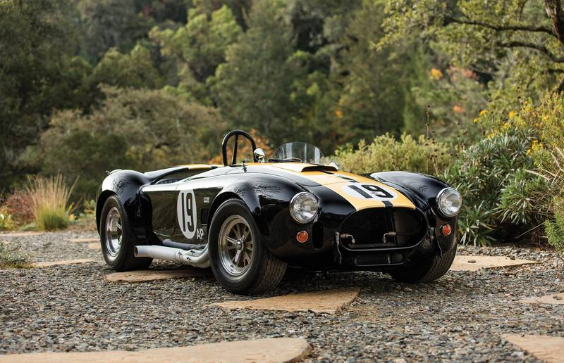 1967 Shelby 427 Competition Cobra