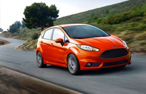 Sorry, folks –the ST is probably as hot as the Fiesta will get. Not that it's a bad thing.