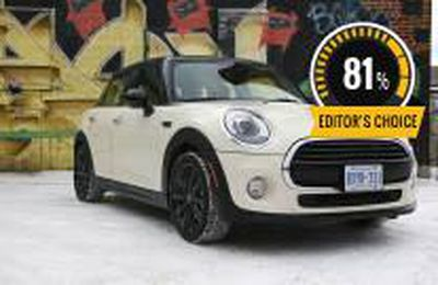Car Review: 2016 Mini Cooper 5-Door