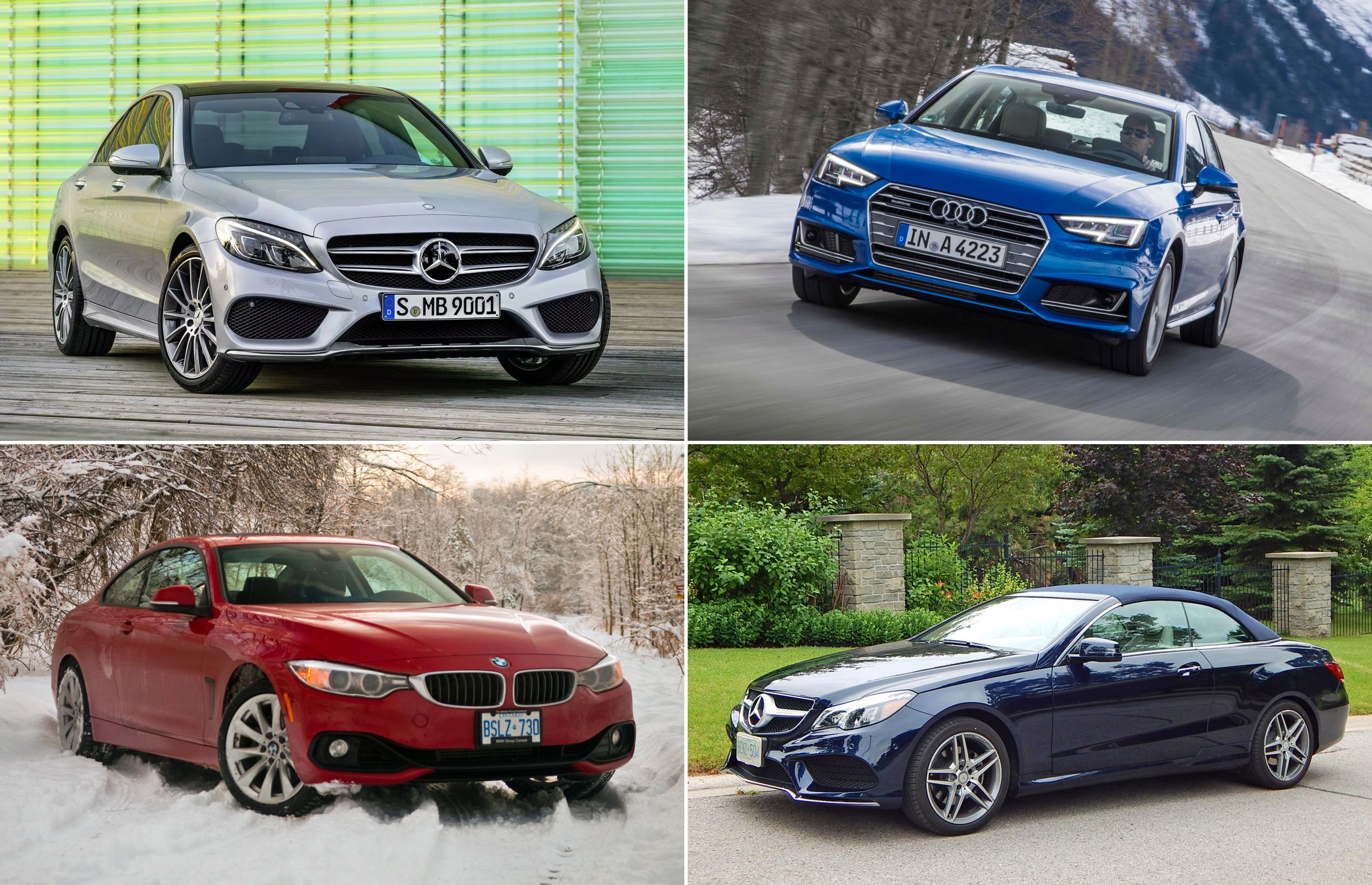 The Top 10 Best Selling Luxury Vehicles In The World Driving