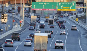 With Front Street closed, using the Port Mann Bridge could be an expensive proposition for those driving big rigs, John G. Stirling writes.