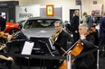 Luxury performance cars and talented performers come together each year in Calgary to raise money for local charities.