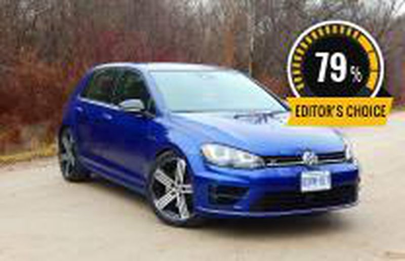 Car Review: 2016 Volkswagen Golf R