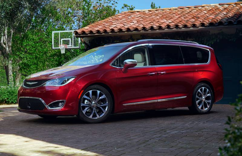 The 2017 Chrysler Pacifica will start at $45,740 in Canada.