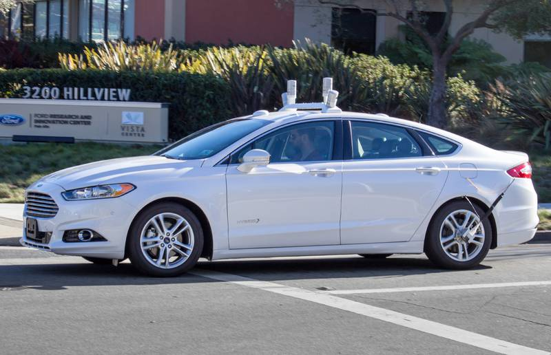 There's a new coalition –made up by companies like Google, Ford and Uber –out there to advocate for self-driving car regulations.
