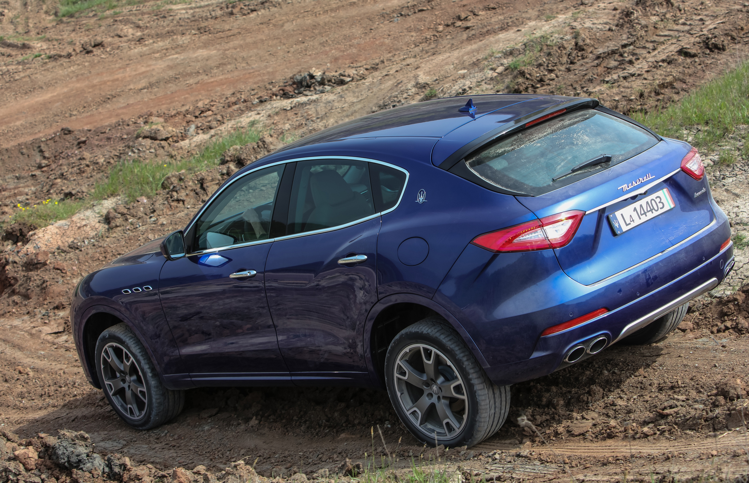 Buyer's Guide: Maserati Levante