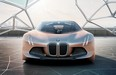 BMW's upcoming flagship, the iNext, is expected to draw a bunch of technology from the Vision Next 100 concept.