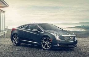 GM has officially pulled the plug on the Cadillac ELR.