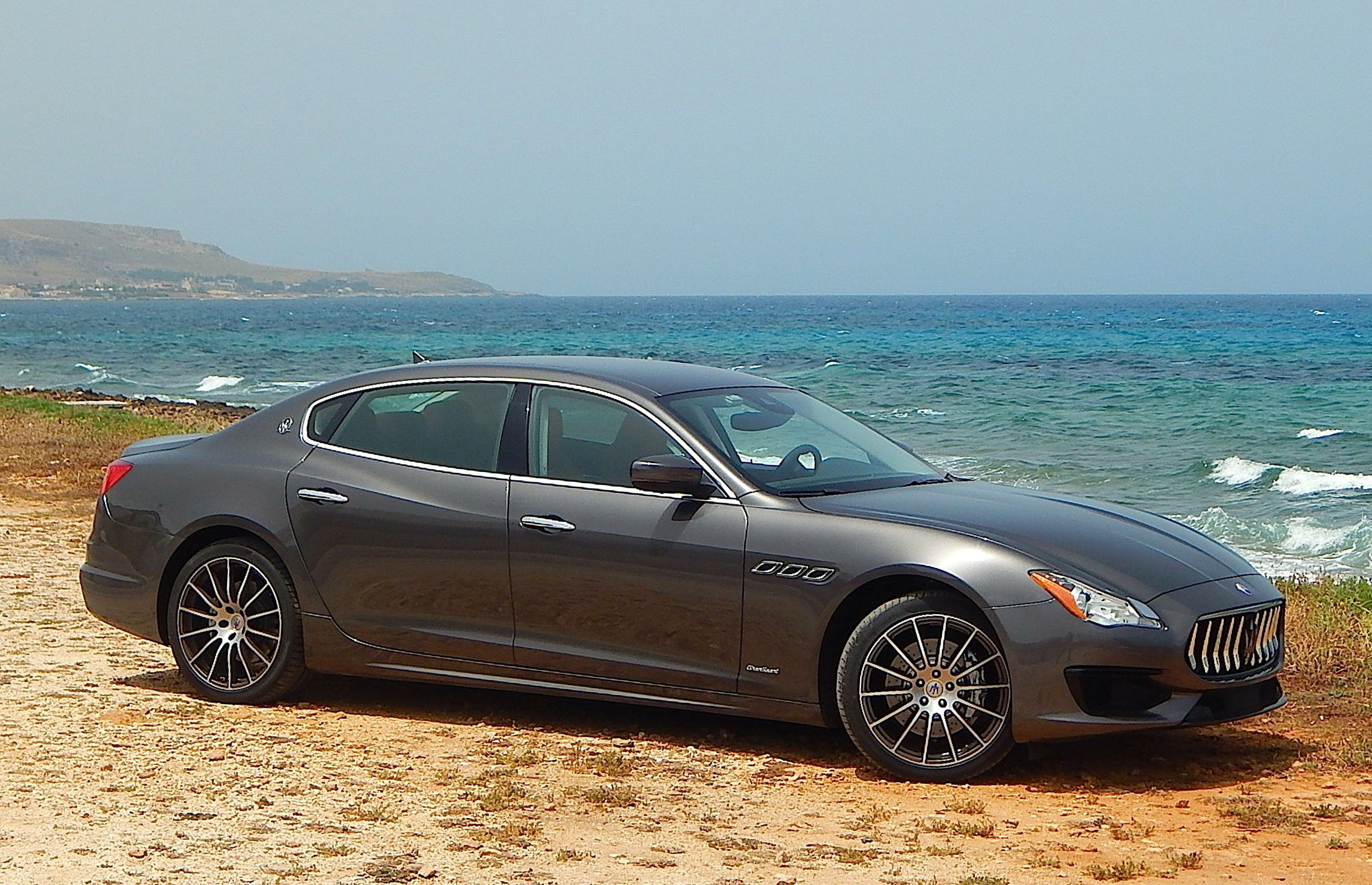 Buyer's Guide:  Maserati Quattroporte
