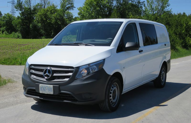 Van Review: 2016 Mercedes-Benz Metris