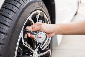 When it comes to measuring tire pressure, do you prefer digital or analogue?