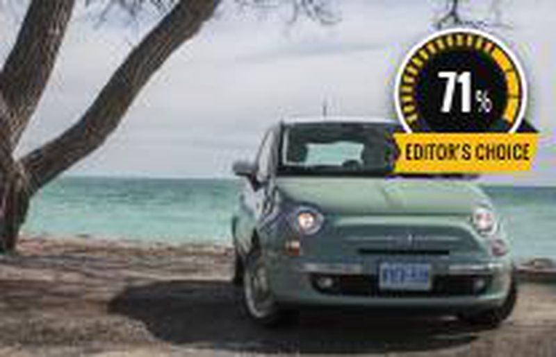 Car Review: 2017 Fiat 500 1957 Edition