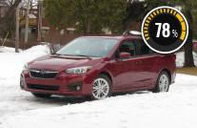 Car Review: 2017 Subaru Impreza