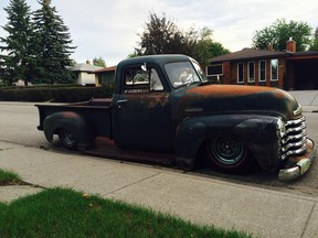 Jordan Wollman's customized 1951 Chevrolet was a major project, but the final result speaks for itself.