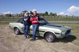 Cindy and Gary Chomiak answered the Car Stories' casting call last year to tell the story of their pristine 1968 Mustang California Special.