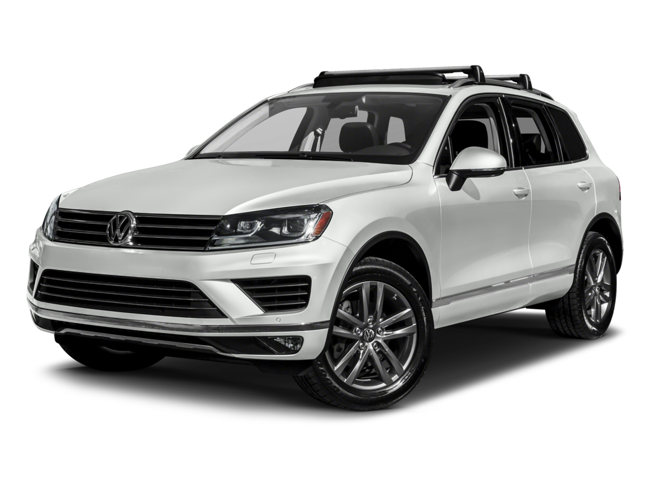 Buyer's Guide: 2017 Volkswagen Touareg