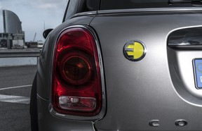 By 2019, we could see more electrified Minis.