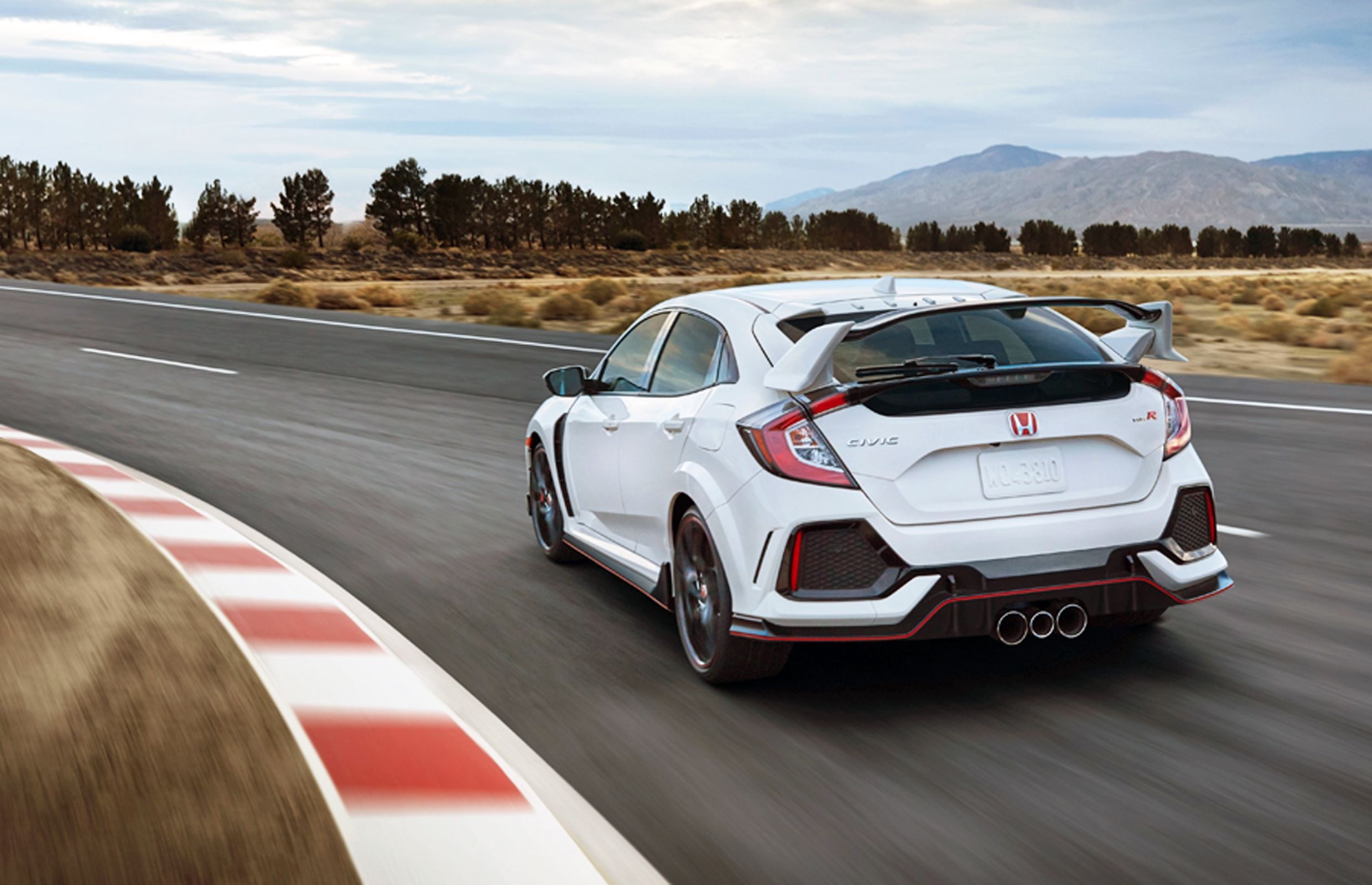 2017 Civic Type R