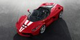 This LaFerrari Aperta sold for €8.3 million, a record for 21-century cars.