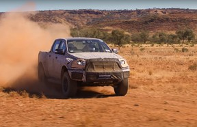 The upcoming Ford Ranger Raptor is easily one of the most anticpated pickups for 2018.