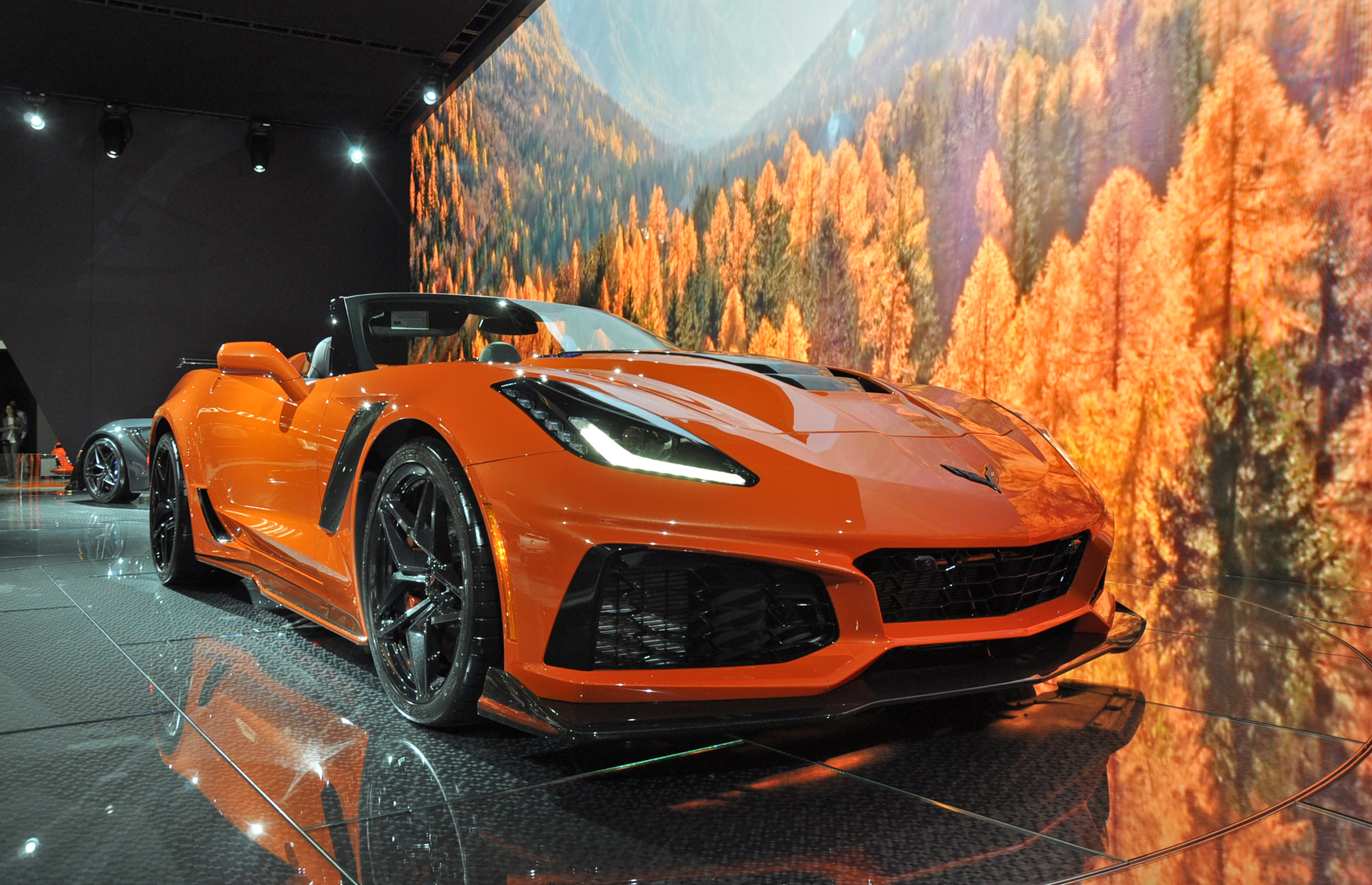 2019 Chevrolet Corvette ZR-1 convertible