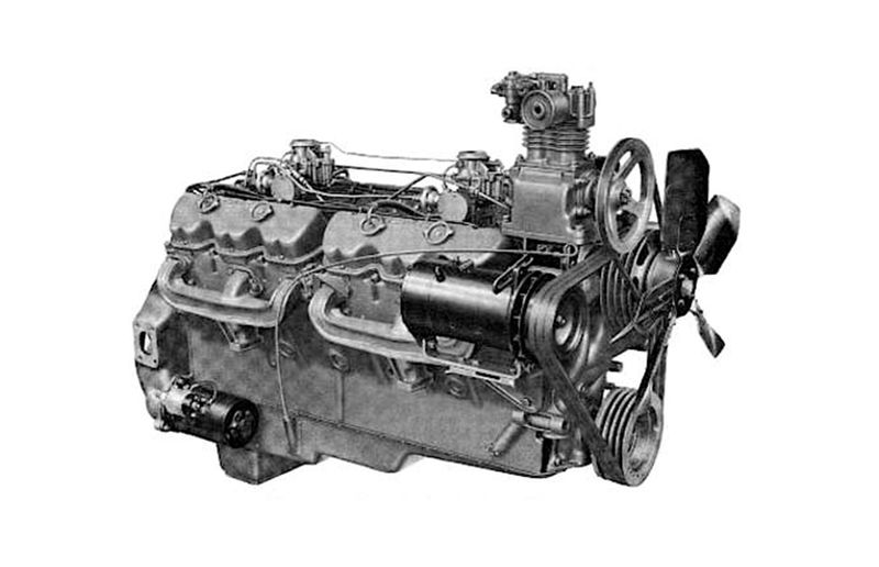 Yes, GMC made a V12 engine. And it was huge