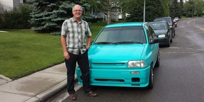 Ian Cassley has been enthralled by the humble Ford Festiva since he bought his first nearly 20 years ago.