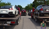 Six exotic vehicles owned by Ultimate Exotics rentals were nabbed speeding by Niagara police July 11, 2018.