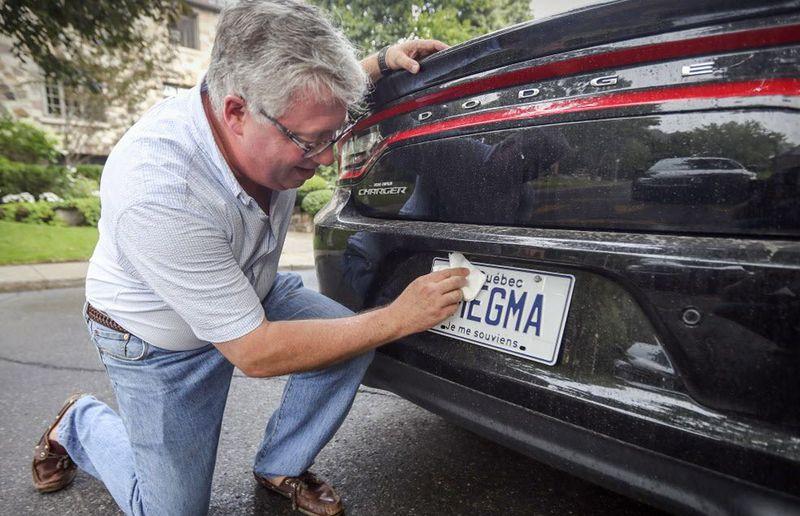 These 10 custom licence plates were taken back after the DMV got wise