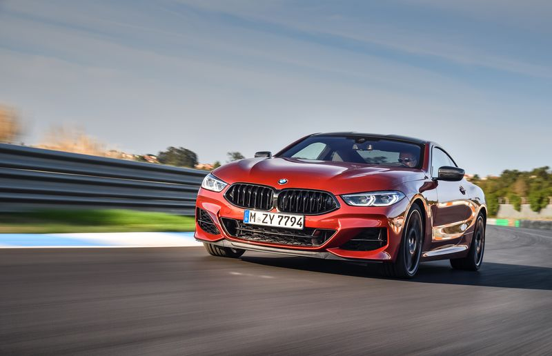 First Drive: 2019 BMW M850i xDrive Coupe
