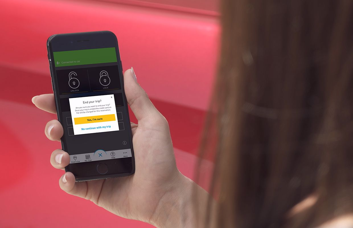 Maven expands its car-sharing platform to include a peer-to-peer