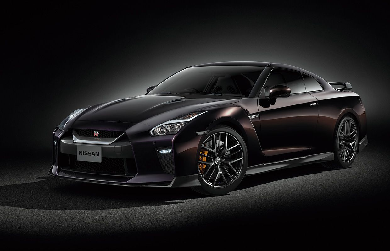 Nissan to make special GT-R celebrating partnership with Naomi O
