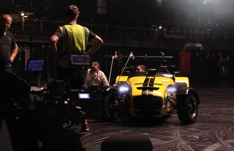 Caterham's new mantra: giving the middle finger to technology