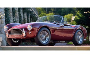The last 289 Cobra sold to the public heads to Mecum auctions in early 2019